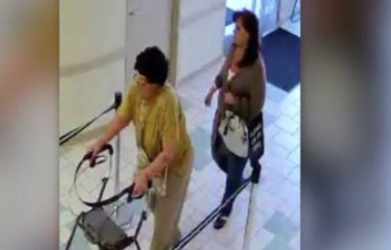 Elderly woman using walker steals wallet, $20,000 from savings account