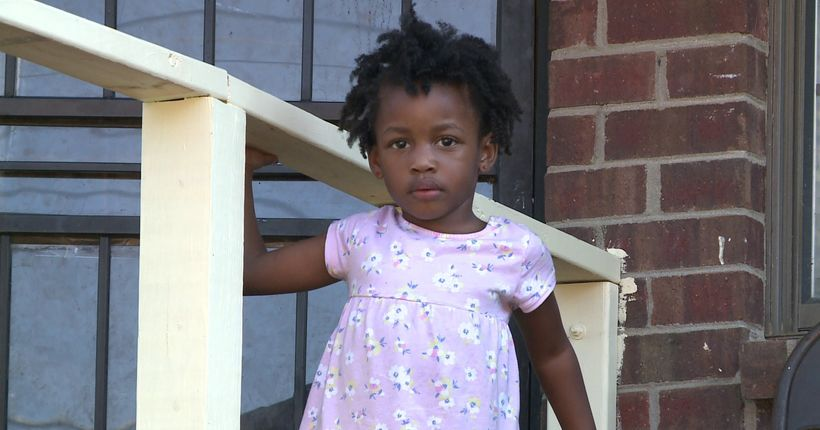 'Please don't shoot my mom!' 4-year-old pleads to armed men during home invasion