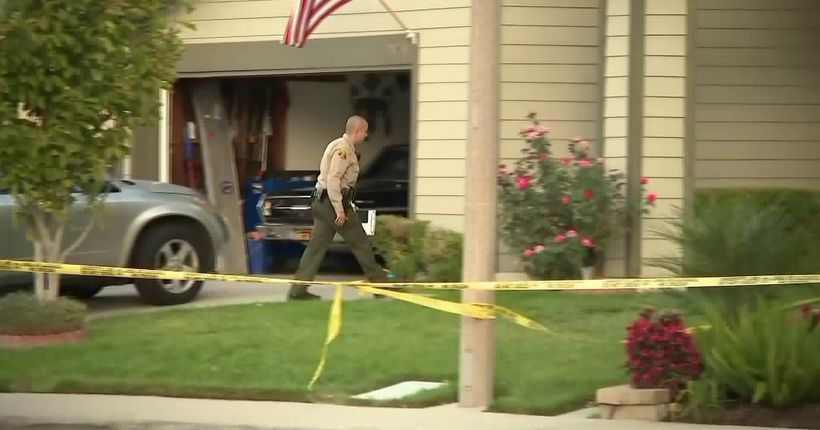 Suspect arrested in strangling death of man found in Santa Clarita