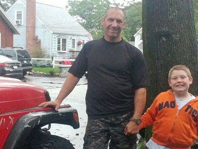 Dad in murder-suicide struggled with PTSD, family says