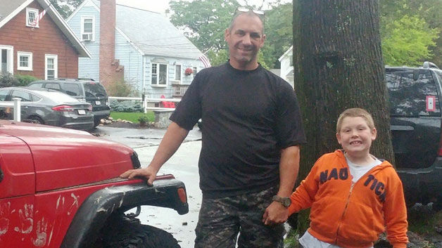 Foxboro dad in murder-suicide struggled with PTSD, family says