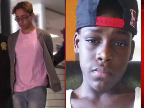 Family and friends say teen stabbed by classmate 'didn't deserve to die'