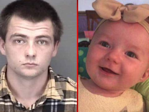 Man charged with murder in connection to death of baby