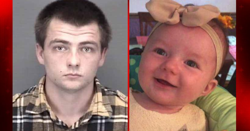 Man charged in connection with death of 11-week-old girl in Archdale will not face death penalty
