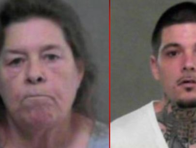 Grandma charged with smuggling drugs to jailed grandson