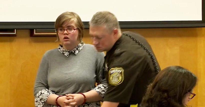 Morgan Geyser reaches plea deal in 'Slender Man' stabbing case