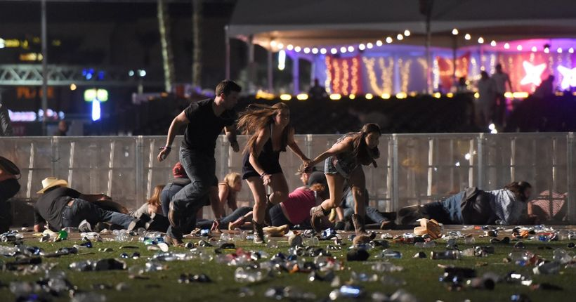 50+ killed, 515 injured in Las Vegas Strip massacre; suspect had 10 rifles, police say