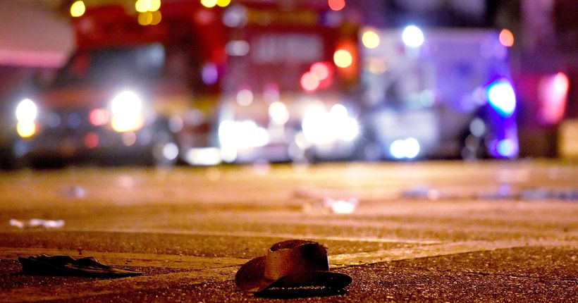 'She wasn't responding, she wasn't moving': Las Vegas shooting witness recounts trying to help girl who was shot in head