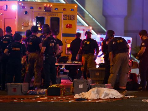Las Vegas attack now deadliest mass shooting in U.S. history
