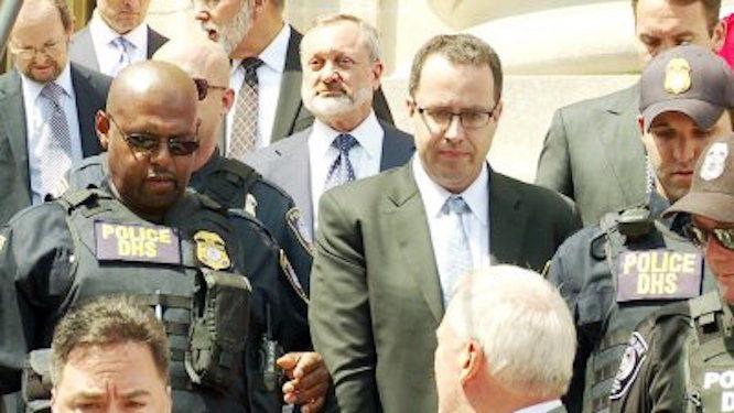 Jared Fogle's ex-wife's lawsuit against Subway dismissed