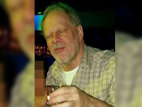 Stephen Paddock fired for 9 to 11 minutes, police say