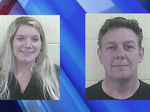 Police: parents arrested after locking child in cage