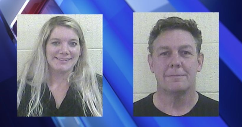 Police: Southern Indiana parents arrested after locking child in cage