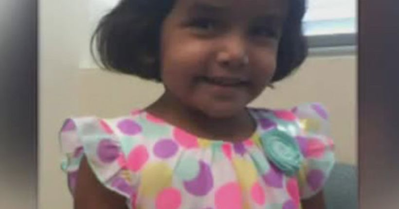 Affidavit: Missing 3-year-old forced to stand outside for not drinking milk