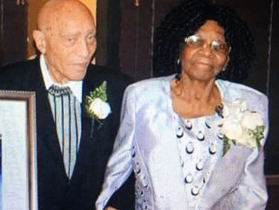 Violent home invasion kills 91-year-old man, injures 100-year-old wife