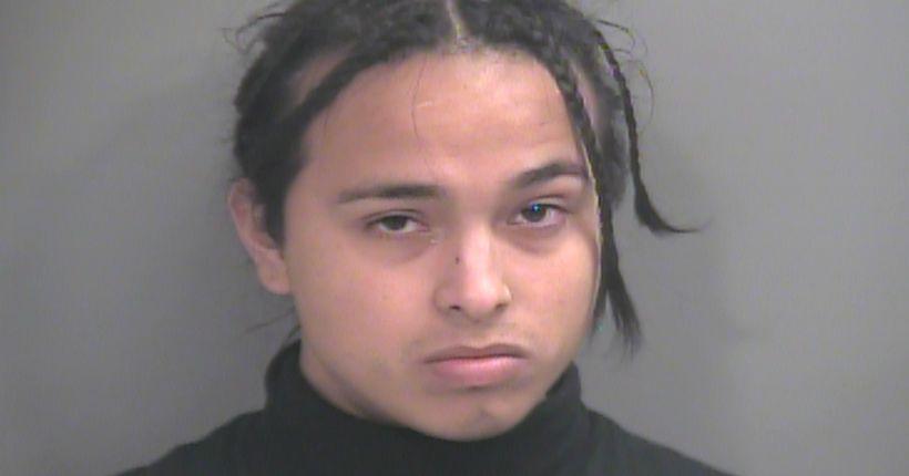 Police: Springdale man bit, hit pregnant ex-girlfriend
