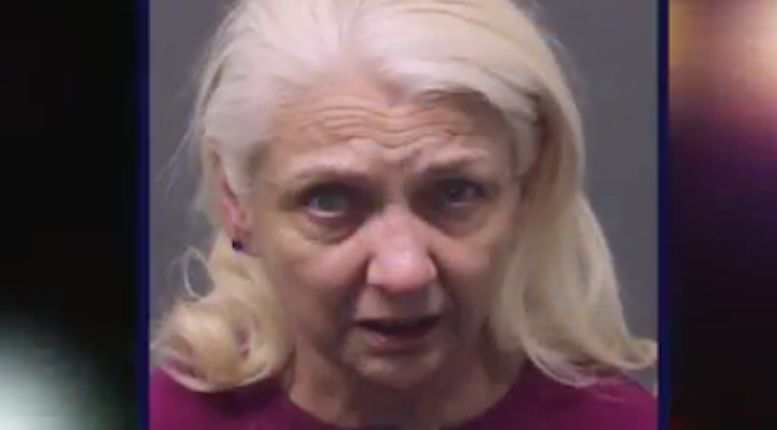 Woman, 69, caught driving on lawn has drinking and driving record