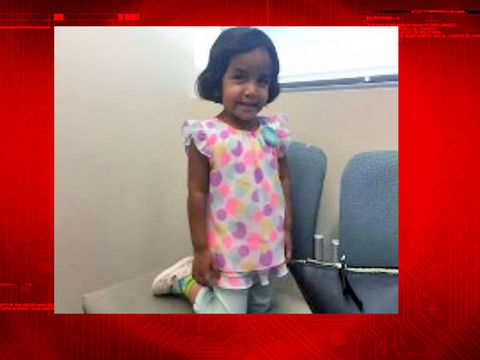 Sherin Mathews: Tot still missing as parents hire separate attorneys