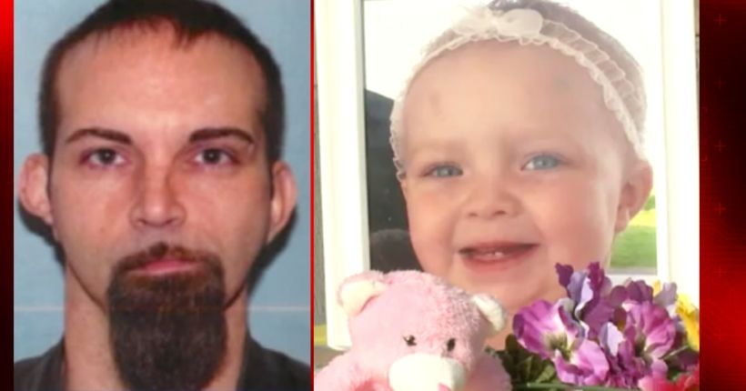 Ohio man accused of raping, killing 13-month-old girl arrested after nearly 3 weeks on the run