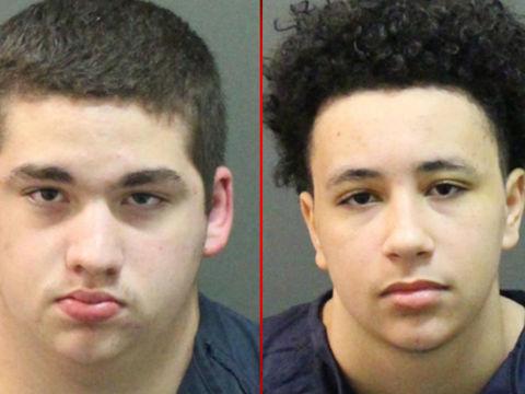 Teen's beating death began with fight over prank spray: deputies