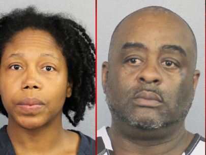 Couple accused of sex crimes at school arrested after 17 years on the run