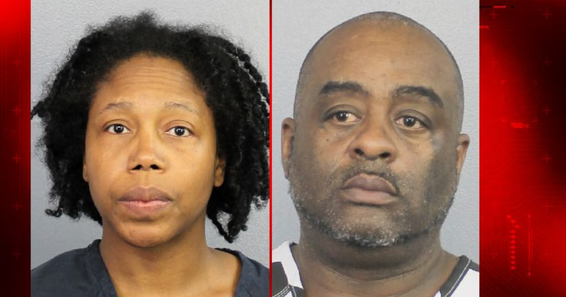 Couple accused of sex crimes at South L.A. school arrested in Florida after 17 years on the run