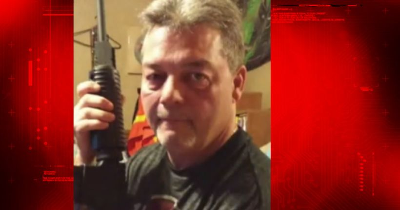 Kokomo man's warning after having 16 guns stolen: 'Don't let strippers in your house'