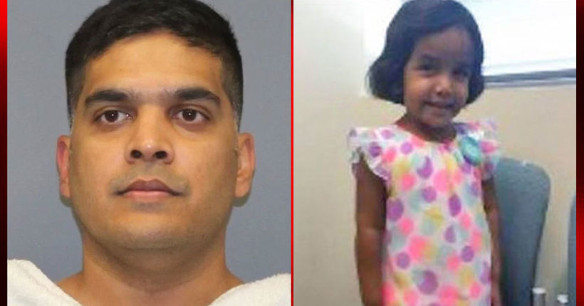 Father of Richardson girl who 'choked on milk' indicted on capital murder charge
