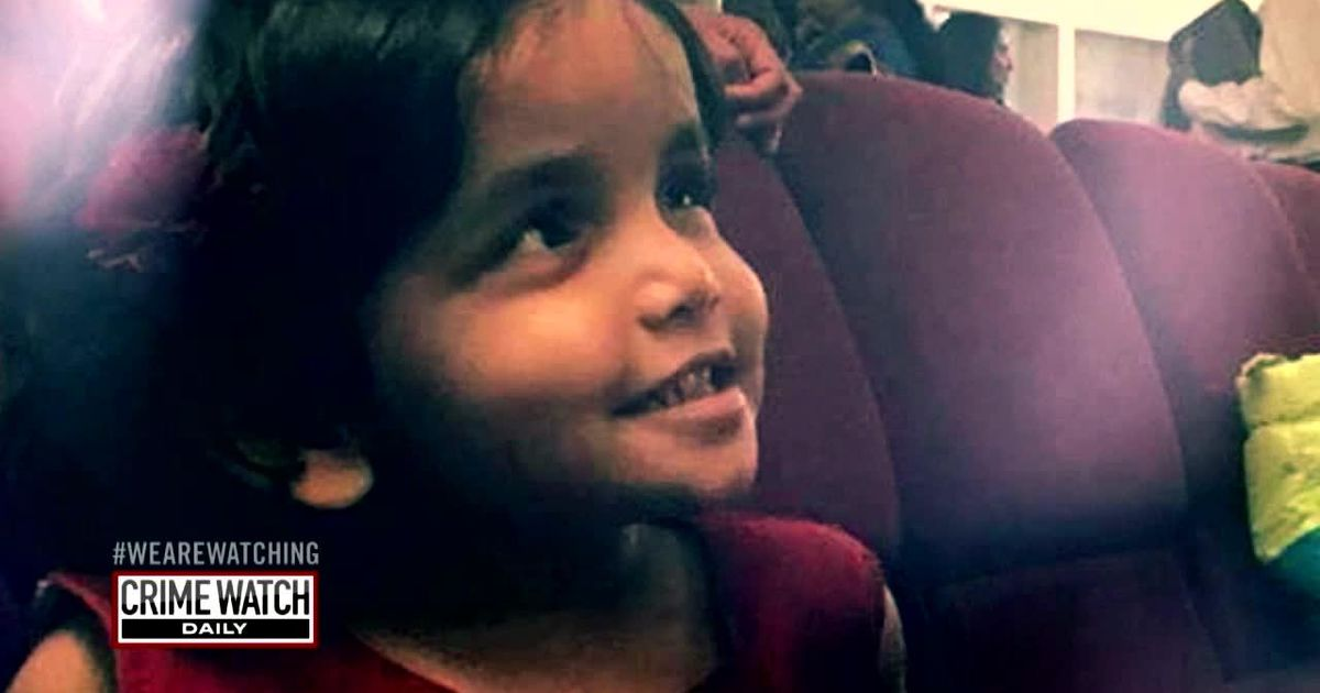 Details Emerge In Disappearance Death Of Sherin Mathews