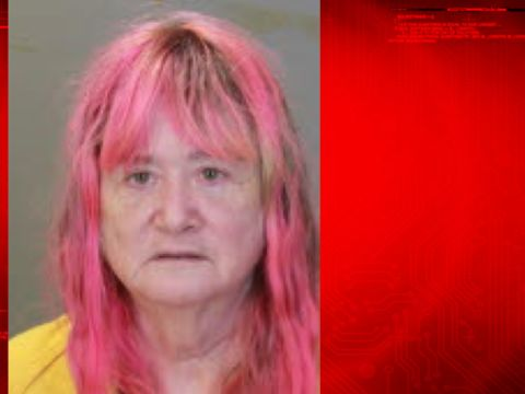 Woman arrested after police find her 100-year-old mom lying in urine