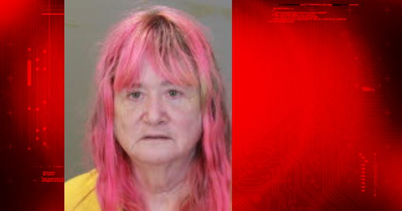 Columbus woman arrested after police find her 100-year-old mom lying in urine