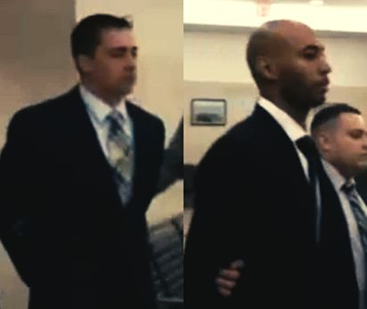 NYPD detectives plead not guilty to rape, but test positive for DNA in rape kit