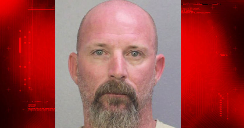 Florida man arrested on voyeurism charge after partner's daughter finds nude images of herself