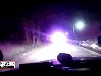 Trooper survives 12 bullets, kill shot in gunfight with fugitive