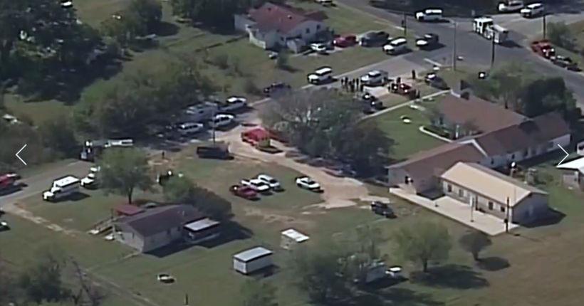 At least 26 dead in Sutherland Springs, Texas church shooting; gunman identified