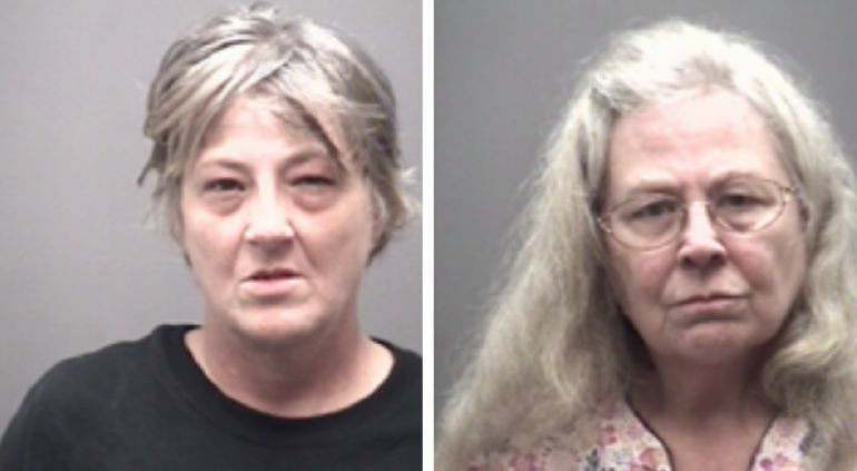 Duo charged in abuse of 63-year-old disabled man
