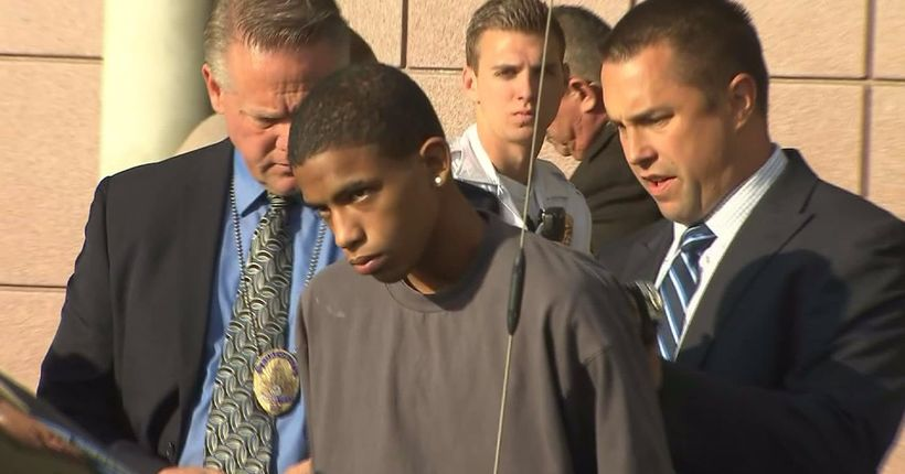 Pasadena man who fatally shot his teenage girlfriend sentenced to 19 years to life in prison