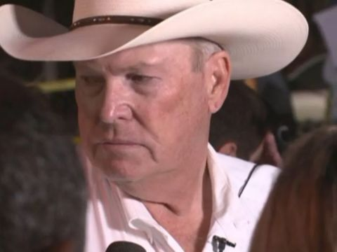 'Nearly everyone' in church hurt or killed, Sheriff says