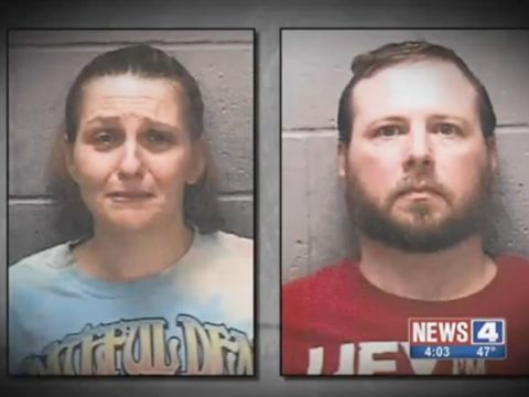 Dad, stepmom charged with murder after child starved to death