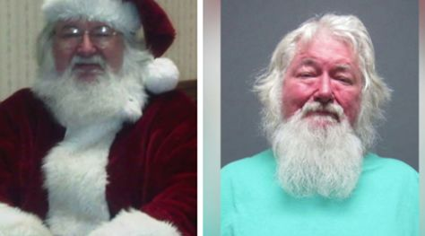 N.J. man who portrays Santa Claus arrested with crack pipe