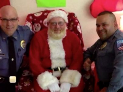 Missouri Santa arrested, charged with child molestation