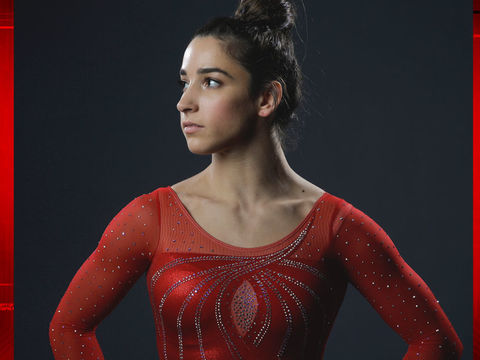 Aly Raisman tells '60 Minutes' she was sexually abused by Larry Nassar