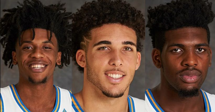 3 UCLA basketball players accused of shoplifting could be stuck in China 'for months'
