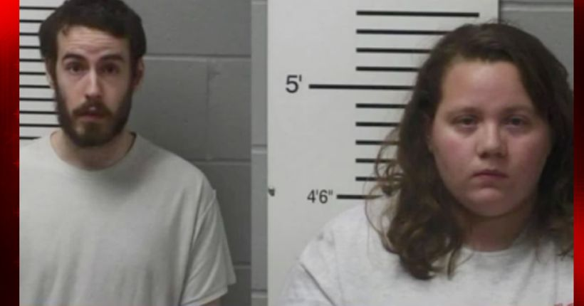 Troy couple jailed after infant found bloodied and bitten