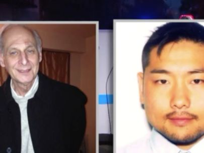 Man charged with manslaughter in hockey stick beating death of Uber driver