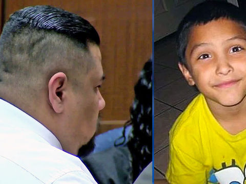 Mom's boyfriend guilty of 1st-degree murder in boy's torture death