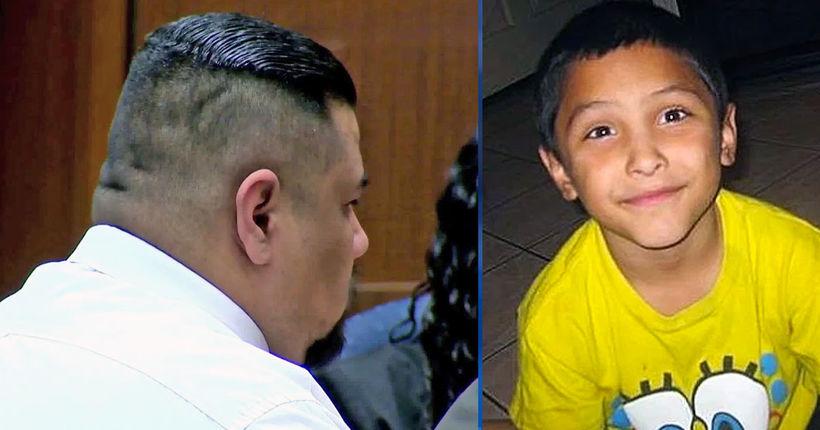 Mom's boyfriend guilty of 1st-degree murder in boy's torture death
