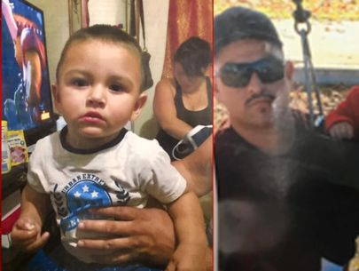 Amber Alert issued in search for boy taken by dad