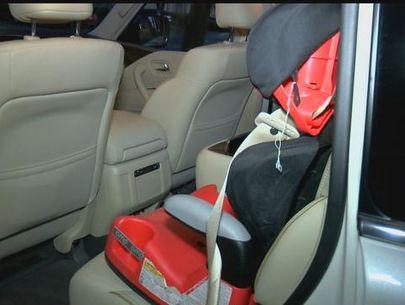 Man leaves children in car in strip club parking lot