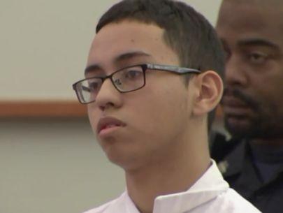 Mom of teen accused in fatal school stabbing: 'We've been praying'